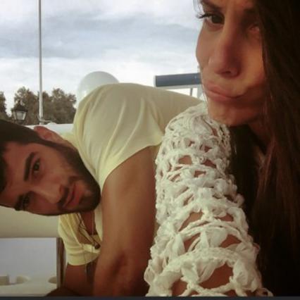 Ιωάννου - Χοψονίδου: Είναι μαζί και στο δείχνουν με μία selfie