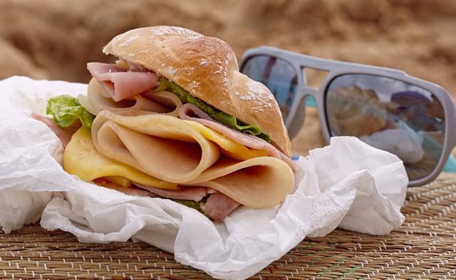 6 ιδέες για λαχταριστά γκουρμέ σάντουιτς