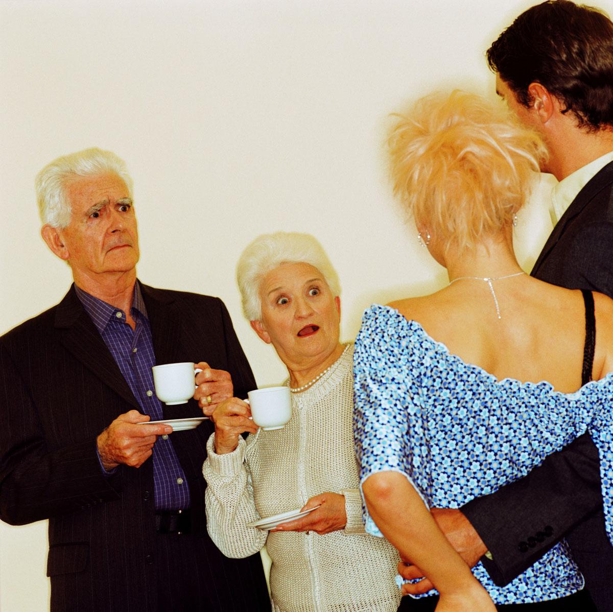 Γνωριμίες και γονείς