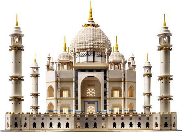 Το Σαββατοκύριακο χτίζουμε το Ταζ Μαχάλ στο Athens Holiday Park