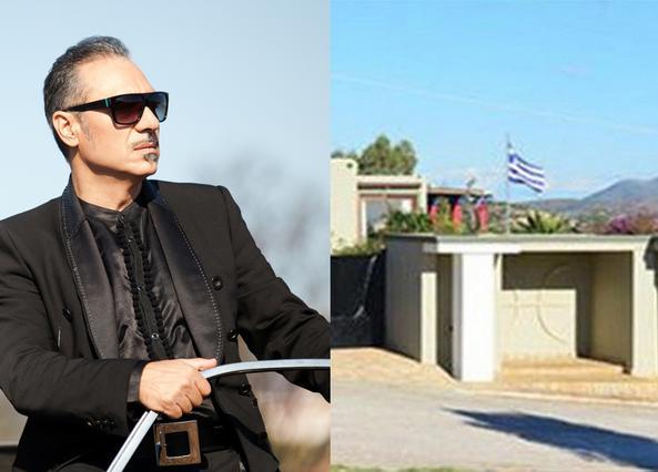 Σφακιανάκης: Βγαίνει σε πλειστηριασμό το ανάκτορο του; (φωτό)