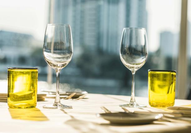 Εστιατόρια που ανεβάζουν την αδρεναλίνη στα ύψη