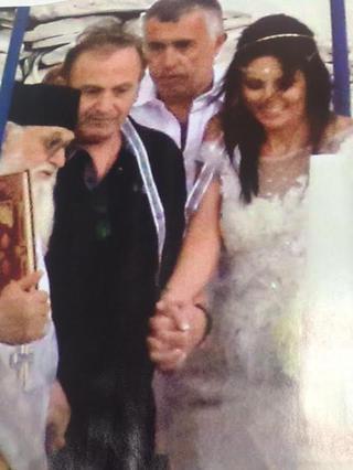 Δες το Σταμάτη Γονίδη γαμπρό (και την Κατερίνα του νύφη)