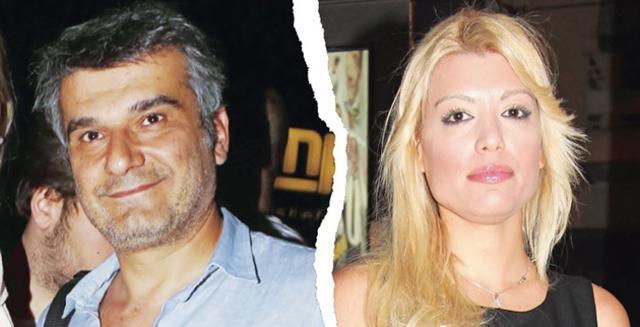«Βόμβα»: Χώρισαν Αποστολάκης - Αναστασάκη;