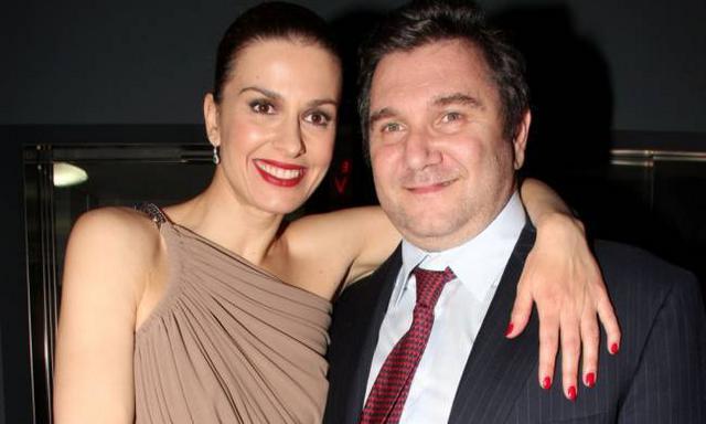 Γέννησε τρίδυμα η Τζίνα Αλιμόνου - Βαρδινογιάννη