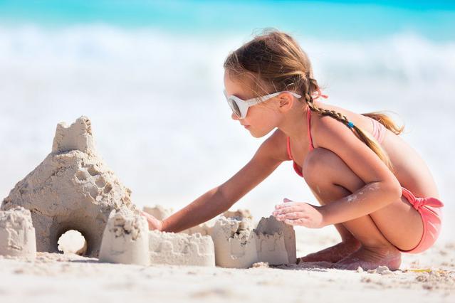 Τα παιχνίδια στην άμμο μαρτυρούν...
