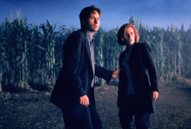 Σκάλι και Μόλντερ: πώς είναι σήμερα οι σταρ των X-Files (φωτο)