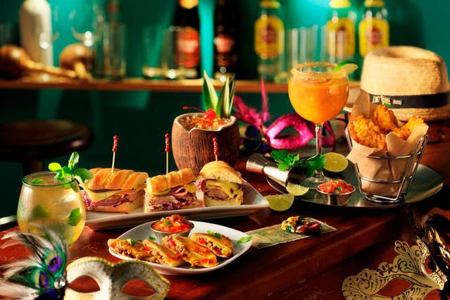 Μία Fiesta Cubana στα TGI Fridays