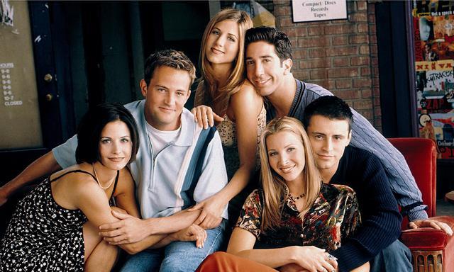Friends: Να μια φωτογραφία από τα  Φιλαράκια  που δεν είχαμε ξαναδεί