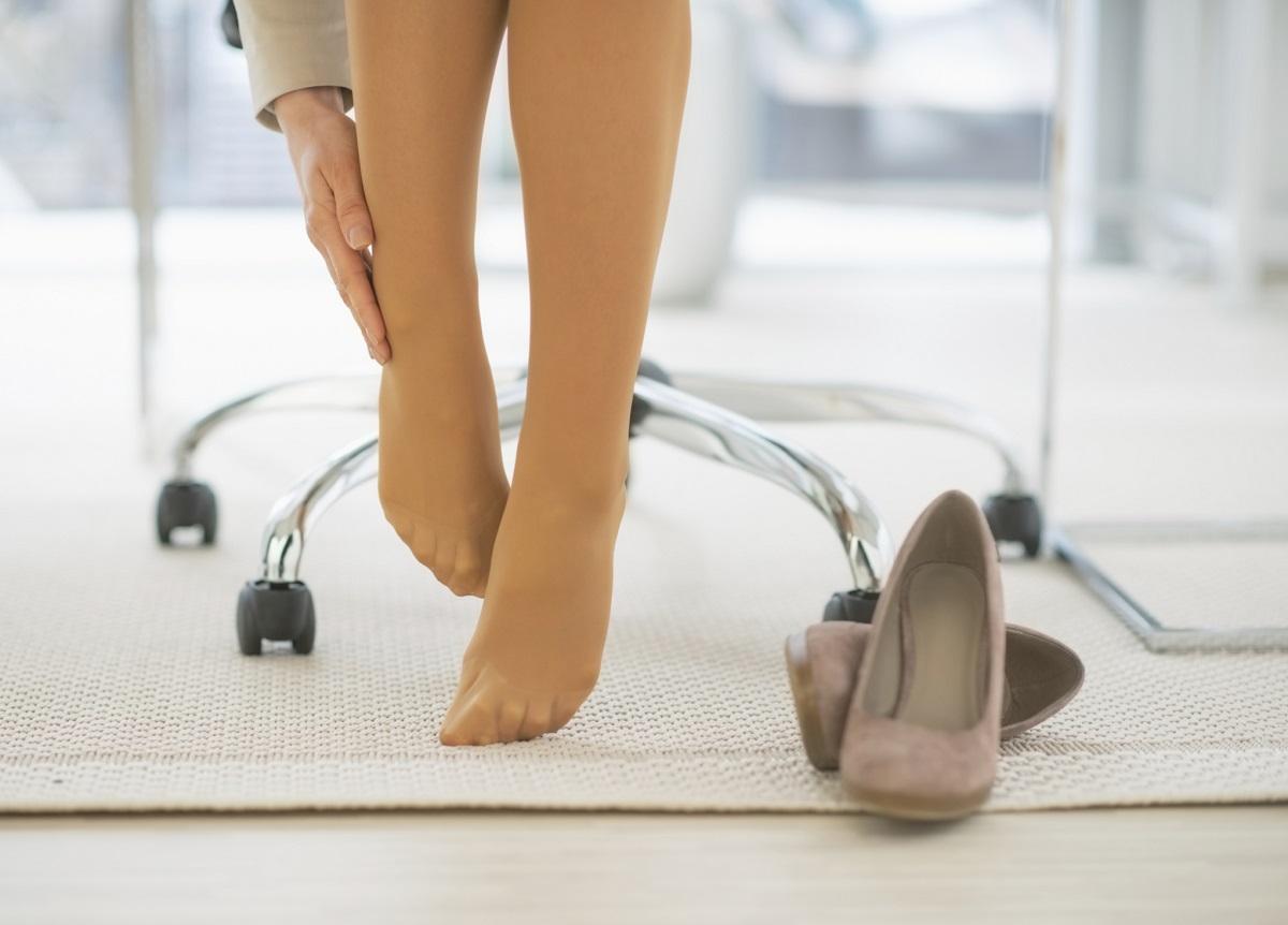 5ff6787c5e5 Όταν τα πόδια κάνουν παράπονα! | αρμονικη ζωη , υγεία | womenonly.gr ...