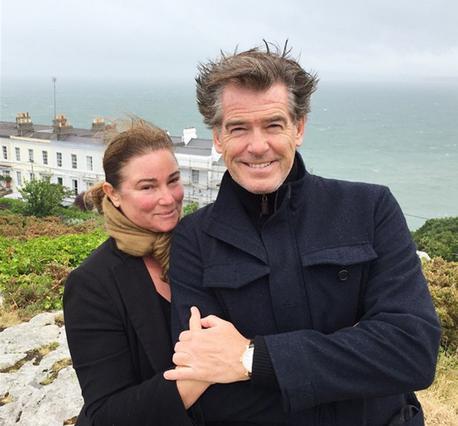 Απίστευτο: Δες τη σύζυγο του Πιρς Μπρόσναν στα νιάτα της