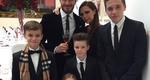 Εξώφυλλο η selfie της Βικτόρια Μπέκαμ με την οικογένεια