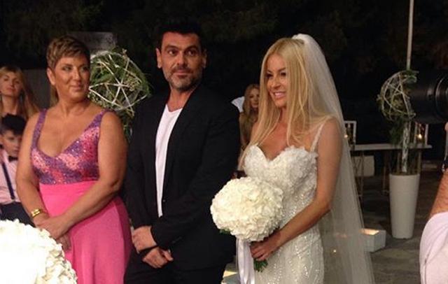 Μαυρίδης: Ο πρώην της Παπαρίζου παντρεύτηκε (κι έγινε ξανά κούκλος)!