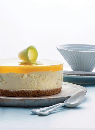 Τσιζκέικ - Cheesecake πεπόνι