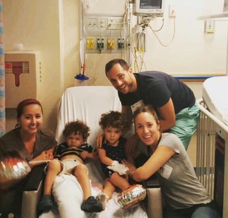 Το δράμα της Καλομοίρας: Το σοβαρό πρόβλημα υγείας του γιου της