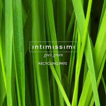 Η πράσινη πρωτοβουλία της Intimissimi επιστρέφει με motto «Ανακυκλώνουμε και δίνουμε αξία  στα παλιά σας ρούχα».