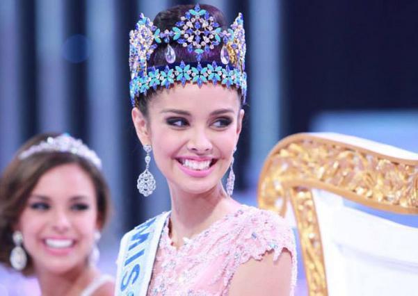 Η Μις Κόσμος 2013 είναι από τις Φιλιππίνες