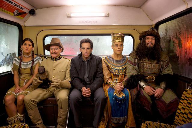 «Μια Νύχτα Στο Μουσείο: To Μυστικό του Φαραώ»- Μαθήματα Ιστορίας από τα Novacinema [vds]