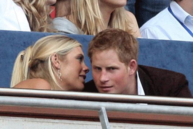 Επαλήθευσαν τα σενάρια επανασύνδεσης, Πρίγκηπας Χάρι και Τσέλσι