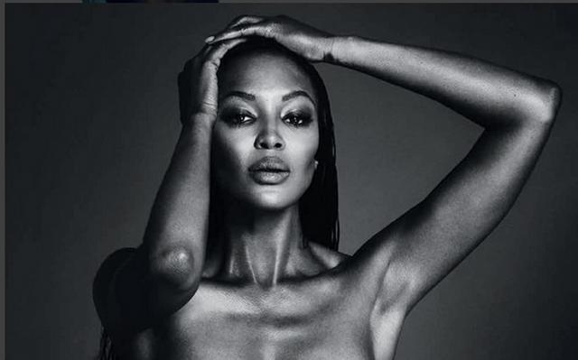 Το Instagram  κατέβασε  τη γυμνή φωτογραφία της Ναόμι