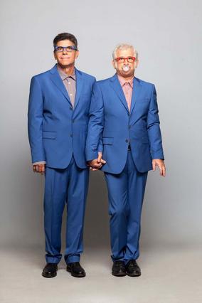 Gay ζευγάρι ο Μπέζος με τον Φιλιππίδη στη νέα σειρά του Alpha