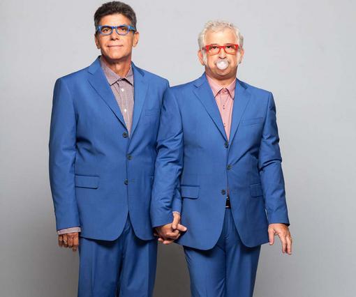 Πότε κάνει πρεμιέρα το gay ζευγάρι Μπέζος- Φιλιπίδης