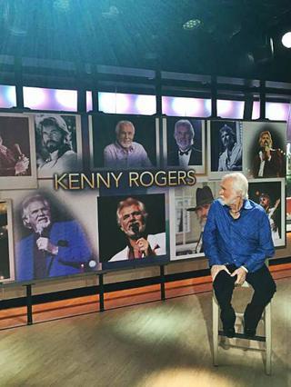 Το συγκινητικό αντίο του Κένι Ρότζερς [vds]