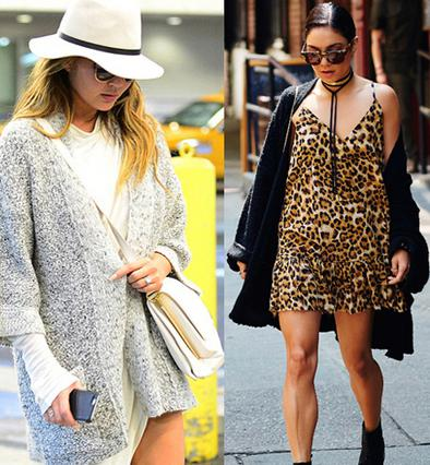 6 τρόποι να φορέσεις την πλεκτή ζακέτα όπως οι σταρ