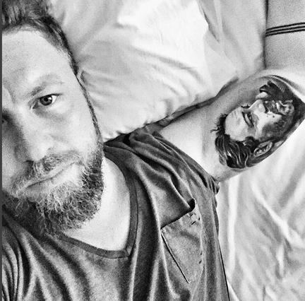 Δεν έχει μόνο ο Γιάννης Βαρδής τατουάζ με τον πατέρα του [photo]