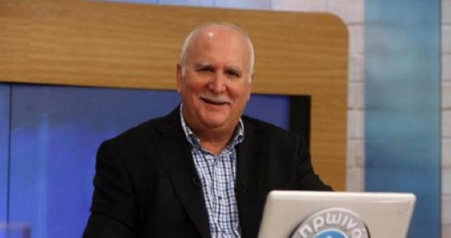 Γιατί συγκινήθηκε on air ο Γιώργος Παπαδάκης;