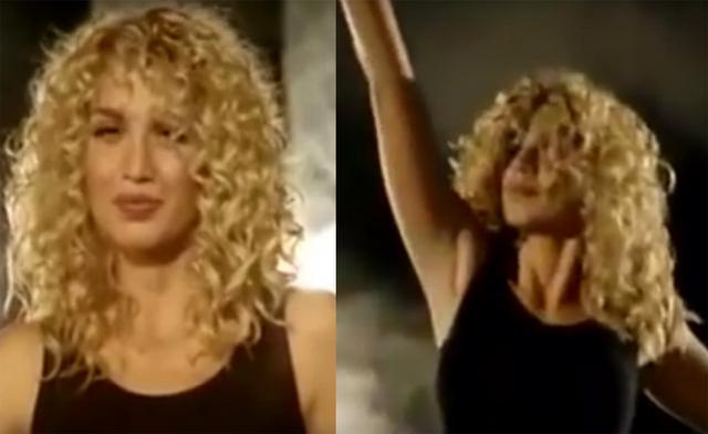 «Flashdance» και J.Lo την είδε φέτος η Σπυροπούλου στο... ατελείωτο τρέιλερ [vds]