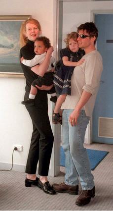 Η Nicole Kidman μιλά για τα δύο παιδιά της με τον Tom Cruise και τη Σαϊεντολογία