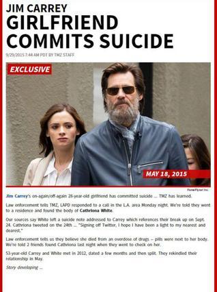 Κάρεϊ: Σοκάρουν τα νέα στοιχεία για τη φίλη του που αυτοκτόνησε