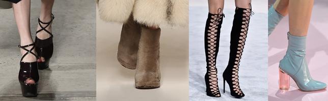 <p>Αυτές είναι οι τάσεις στα παπούτσια που θα αγαπήσουμε τη νέα σεζόν!</p>