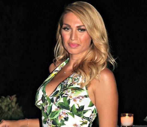 Σπυροπούλου:  Η τηλεόραση δεν ήταν όνειρο ζωής για μένα