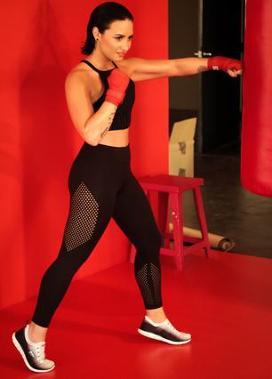 Μπήκαμε στα γυρίσματα της νέας διαφημιστικής καμπάνιας της Demi Lovato για την Skechers [photos]