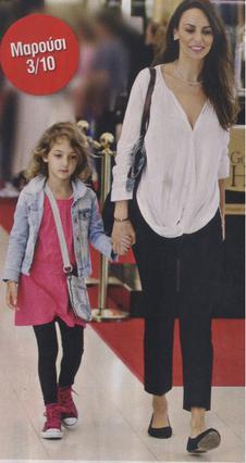 Δες τις stylish κόρες της Μπέτυς Μαγγίρα [photos]