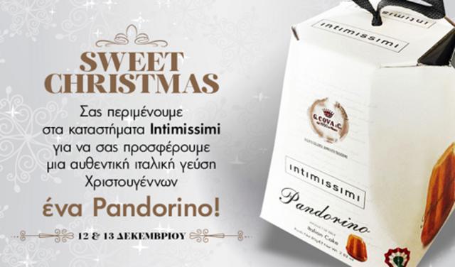Το πιο γλυκό δώρο της INTIMISSIMI για τα Χριστούγεννα