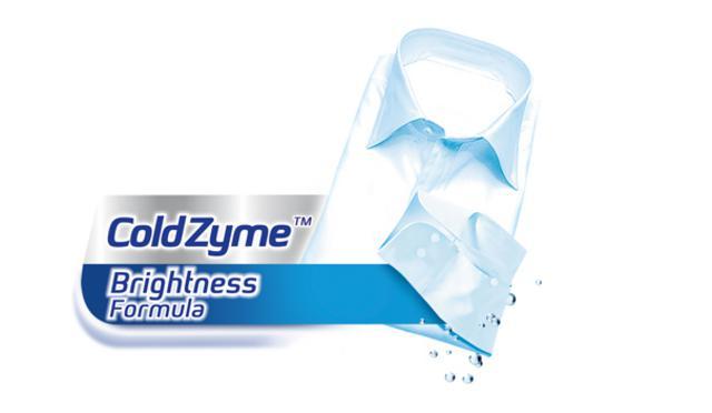 Πλύσιμο σε χαμηλές θερμοκρασίες & αστραφτερή καθαριότητα