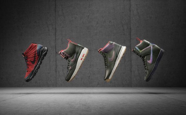 H Nike αποκαλύπτει τη νέα συλλογή sneakerboots