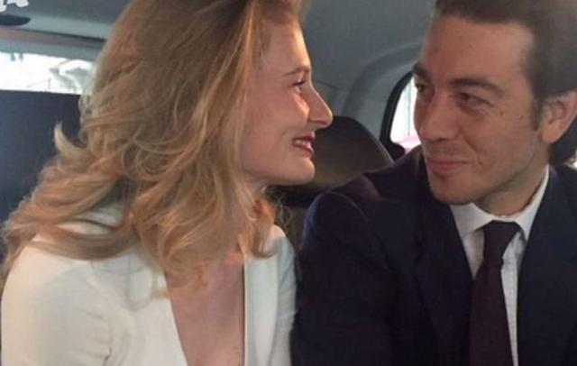 Έγινε ο γάμος της Ριμπολόβλεβα στον Σκορπιό του Ωνάση [photos & vds]