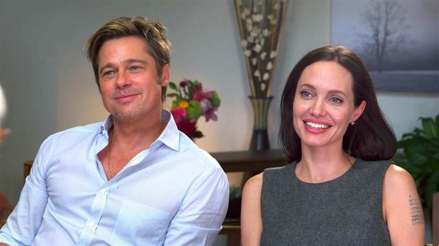 Μπραντ Πιτ & Αντζελίνα Τζολί: Σκέτη απόλαυση η πρώτη τους κοινή συνέντευξη [vds]