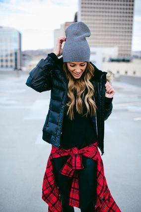 7 τρόποι να φορέσεις το χειμωνιάτικο μπουφάν σου