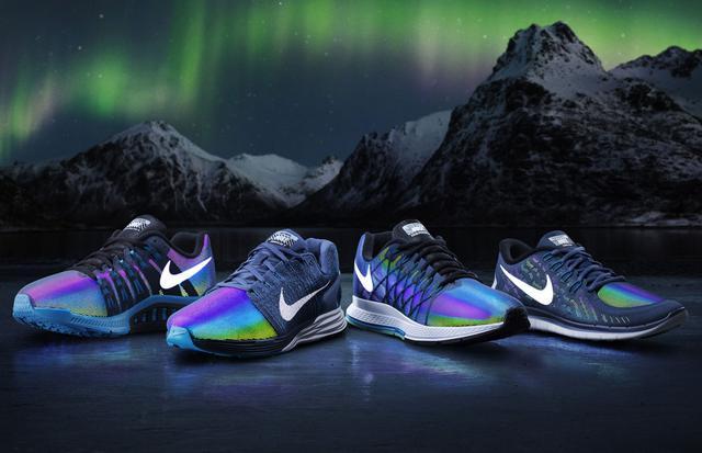Δώσε χρώμα στη διαδρομή με Nike Flash Pack