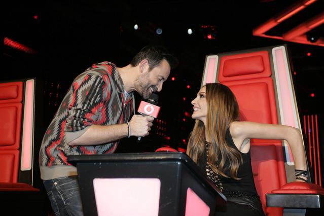 Η Δέσποινα Βανδή μίλησε για το Voice, το X-Factor & την τηλεόραση [vds]