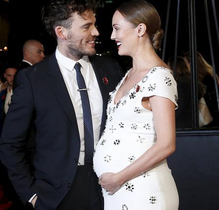 Πρωταγωνιστής του  Hunger Games  θα γίνει μπαμπάς για πρώτη φορά