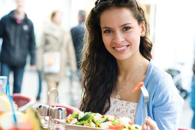 Τρως έξω; Θερμιδομετρητής έτοιμων φαγητών