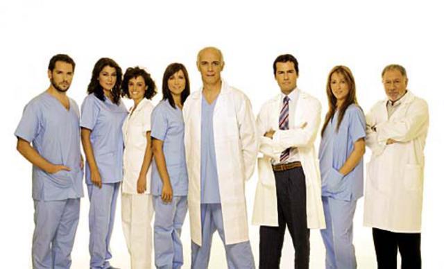 Γυρίσματα στο χειρουργείο