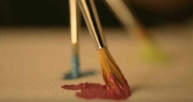 Κι όμως το έμβρυο μπορεί να... ζωγραφίζει!