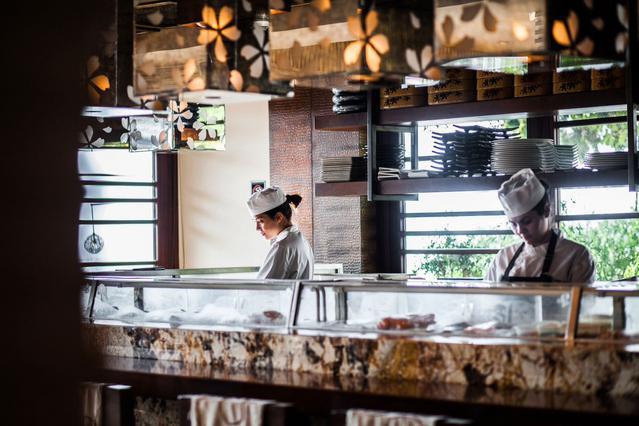 Matsuhisa: Food & Wine Pairings Νοεμβρίου